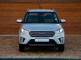 Photos of Hyundai Creta ZA-spec 2017