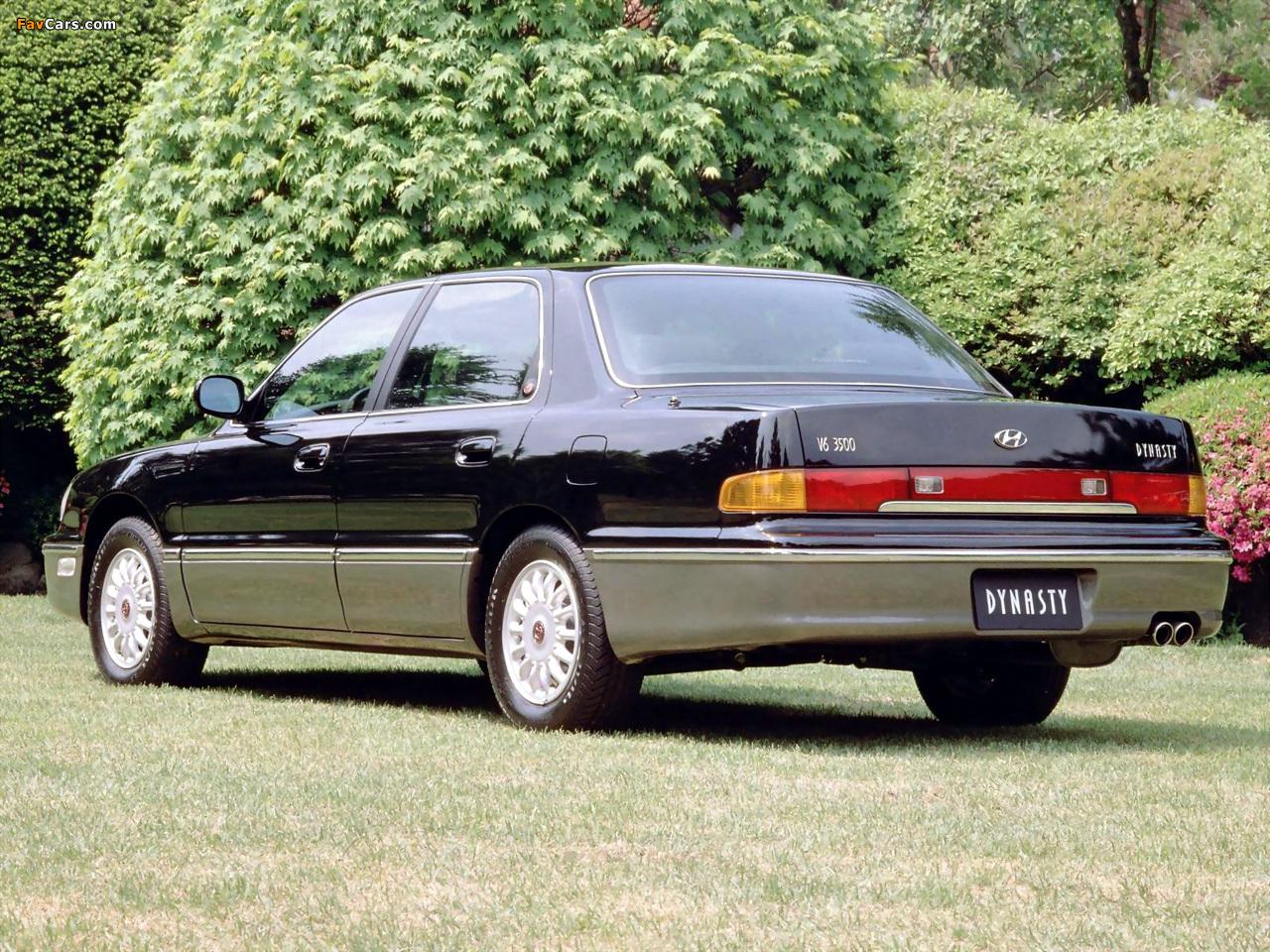 Hyundai Dynasty 1999–2005 images (1280 x 960)