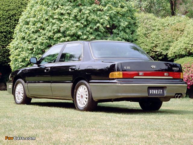 Hyundai Dynasty 1999–2005 images (640 x 480)