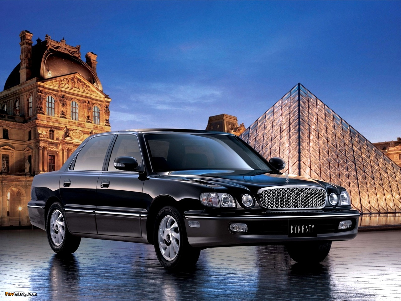 Photos of Hyundai Dynasty 1999–2005 (1280 x 960)