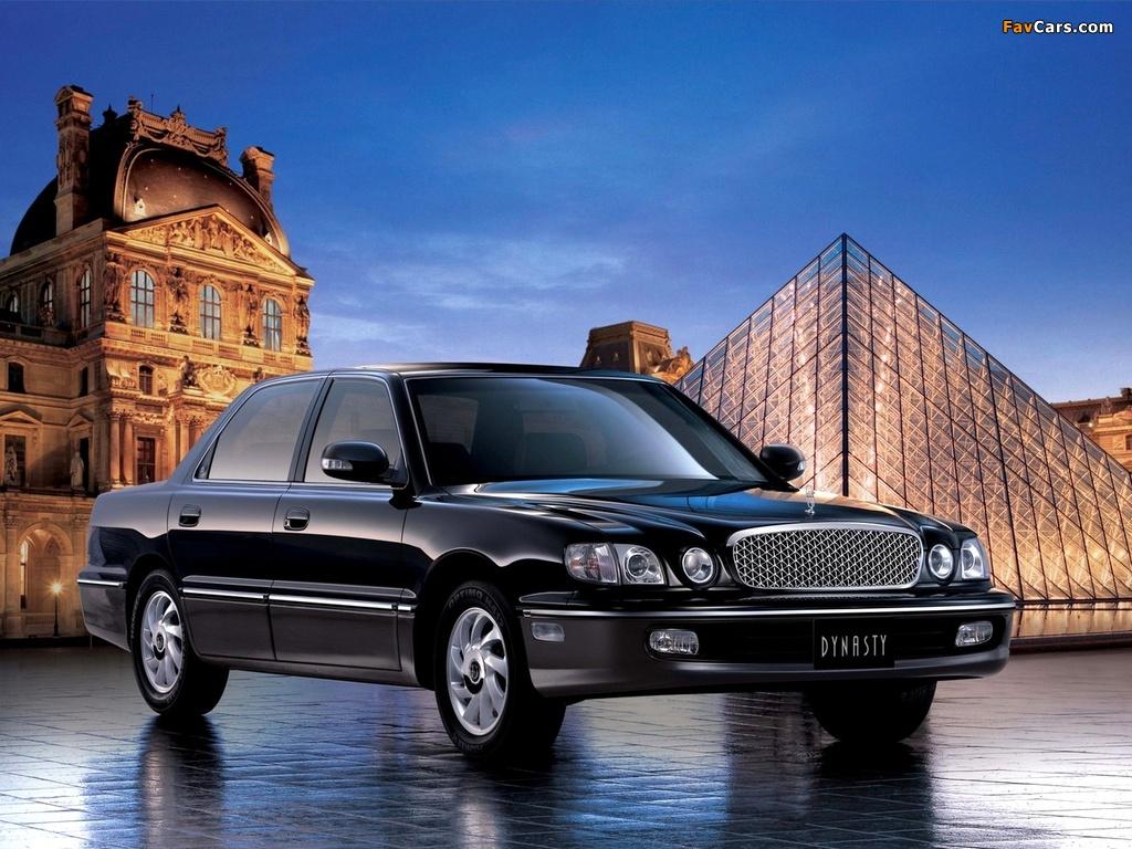 Photos of Hyundai Dynasty 1999–2005 (1024 x 768)