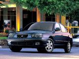Hyundai Elantra Sedan (XD) 2000–03 images