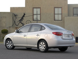 Hyundai Elantra ZA-spec (HD) 2007–10 images