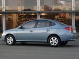 Hyundai Elantra ZA-spec (HD) 2007–10 pictures