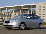 Hyundai Elantra ZA-spec (HD) 2007–10 wallpapers