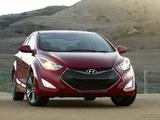 Hyundai Elantra Coupe 2012 images