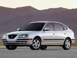 Images of Hyundai Elantra GT (XD) 2003–06