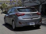 Images of Hyundai Elantra GT (GD) 2012