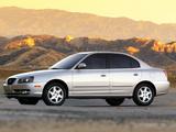 Photos of Hyundai Elantra Sedan US-spec (XD) 2003–06