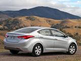 Photos of Hyundai Elantra AU-spec (MD) 2011–14