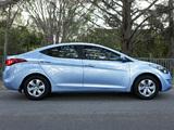 Pictures of Hyundai Elantra ZA-spec (MD) 2011