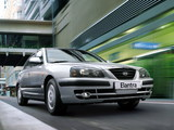 Hyundai Elantra Sedan (XD) 2003–06 wallpapers
