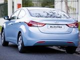 Hyundai Elantra ZA-spec (MD) 2011 wallpapers