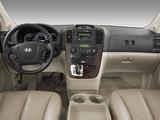 Hyundai Entourage 2006–09 photos