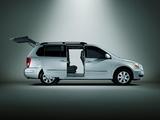 Hyundai Entourage 2006–09 wallpapers