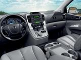 Images of Hyundai Entourage 2006–09