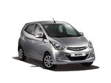 Photos of Hyundai Eon 2011