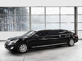 Hyundai Equus Armored Stretch Limousine by Stoof 2012 pictures