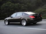 Hyundai Equus US-spec 2013 images