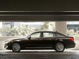 Hyundai Equus US-spec 2013 pictures