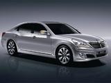 Images of Hyundai Equus 2009