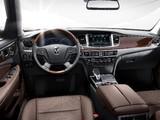Pictures of Hyundai Equus 2012