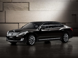 Hyundai Equus Limousine 2012 wallpapers