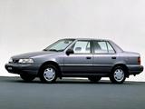 Hyundai Excel Sedan (X2) 1992–95 pictures