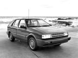 Images of Hyundai Excel 5-door US-spec (X1) 1987–89
