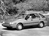 Pictures of Hyundai Excel 5-door US-spec (X1) 1987–89