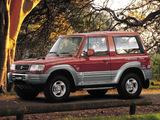 Hyundai Galloper 3-door (II) 1998–2003 images