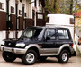 Images of Hyundai Galloper 3-door (II) 1998–2003