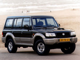 Photos of Hyundai Galloper 5-door (II) 1998–2003