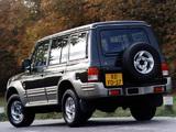 Pictures of Hyundai Galloper 5-door (II) 1998–2003