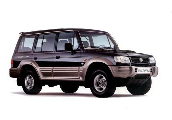 hyundai galloper1998–2003