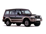 Pictures of Hyundai Galloper 5-door (II) 1998–2003