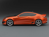 Hyundai Genesis Coupe Concept 2007 images