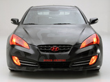 Hyundai Genesis Coupe by Street Concepts 2008 images