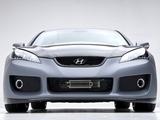 Hyundai Genesis Coupe Hurricane SC 2011 pictures