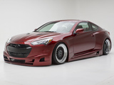 FuelCulture Genesis Coupe Turbo Concept 2012 images