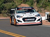 RMR Hyundai Genesis Coupe Pikes Peak 2012 photos
