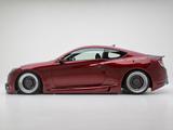 FuelCulture Genesis Coupe Turbo Concept 2012 pictures