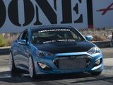 Hyundai Genesis Coupe by Bisimoto Engineering 2013 images