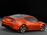 Images of Hyundai Genesis Coupe Concept 2007