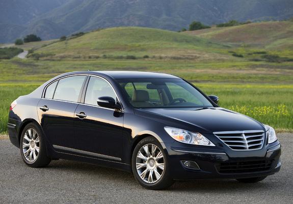 Images of Hyundai Genesis 2008