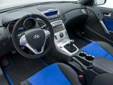 Images of Hyundai Genesis Coupe Hurricane SC 2011
