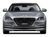 Images of Hyundai Genesis 2013