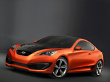 Photos of Hyundai Genesis Coupe Concept 2007
