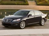 Pictures of Hyundai Genesis 2008