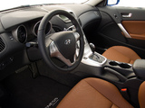 Pictures of Hyundai Genesis Coupe 2009–12
